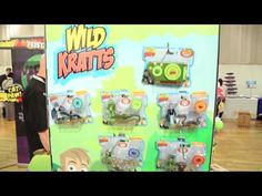 Wild Kratts Creaturepod Projector Sets | PBS KIDS Toys | PBS Parents - YouTube