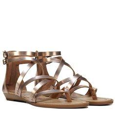 9524fe321dbb Blowfish Women s Bungalow Gladiator Sandals (Rose Gold)