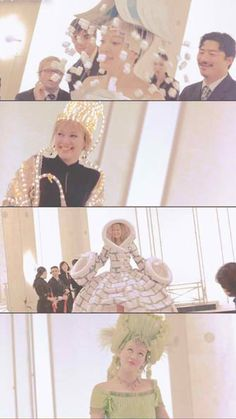 "Fashion montage from ""The Lizzie McGuire Movie"""