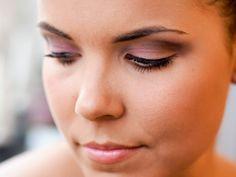 Spring eye make up created by blogger Janni with the Lumene Blueberry novelties. #eyemakeup #lumene