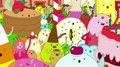 Image result for adventure time candy people