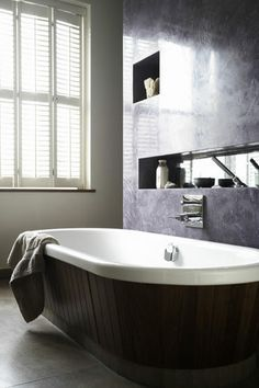 bath room divider livingetc - Google Search