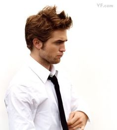 Robert Pattinson, Vanity Fair 2009