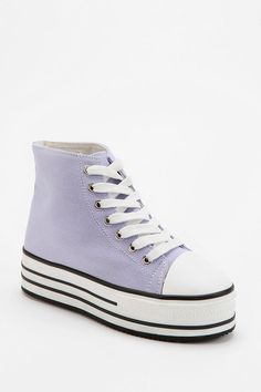 bce24ddaa06 BDG High-Top Flatform-Sneaker Graduation Shoes
