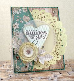 THinkING STAMPS: All my Smiles....