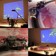 Installation Interactive, Les Oeuvres, Contemporary Art