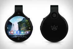 Live streaming is a great way to share your experiences with friends and family. Unfortunately, when you're holding your phone up recording, you're not experiencing as much as you should. The FrontRow Wearable Camera by letting taking the camera out...