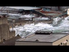 The March 11, 2011 earthquake and tsunami left more than 28,000 dead or missing. See incredible footage of the tsunami swamping cities and turning buildings into rubble.