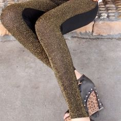 "Selling this ""‼️HOT❗️TRENDY METALLIC GOLD/FAUX LEATHER LEGGINGS"" in my Poshmark closet! My username is: sweetbee17. #shopmycloset #poshmark #fashion #shopping #style #forsale #Pants"