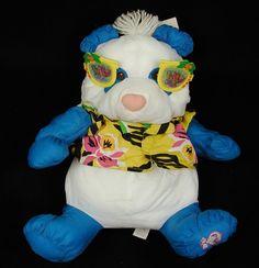 Puffalump - I swear my sister had this bear!