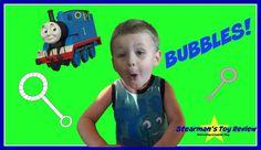 Bubble Fun with Thomas The Train - Kids Video