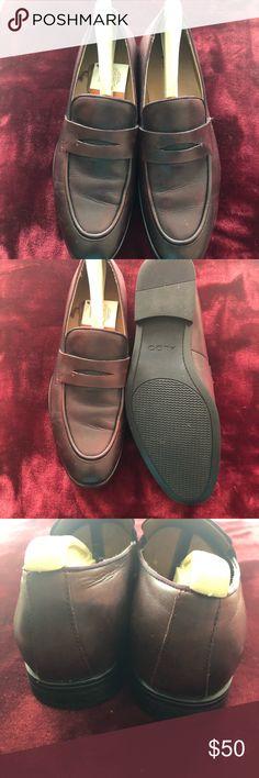 Aldo Men's loafers Men's Cordovan leather loafers Aldo Shoes Loafers & Slip-Ons Aldo Shoes, Tap Shoes, Dance Shoes, Leather Loafers, Loafers Men, Loafer Shoes, Slip On, Man Shop, Best Deals