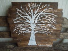 Fruits of the Spirit Tree/Galations 52223/ Wood by thewoodedlane, $45.00