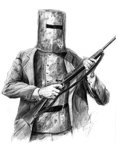 Kelly gang armour ned kellys full suit complete with bullet dents sketch of ned kellys armour pronofoot35fo Images