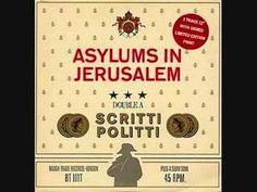 Scritti Politti Asylums In Jerusalem Jacques Derrida