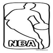 Nba Logos Coloring Pages