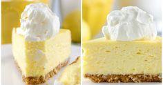 Cheesecake AL LIMONCELLO, la cheesecake più profumata che abbiate mai assaggiato!