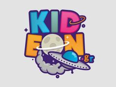 Kideon Spaceship Aliens Logo DesignYou are in the right place about arabic Identity Design Here we offer you the most beautiful pictures about the personal Identity Design you are looking for. When you examine the Kideon Spaceship Aliens Logo Desig Book Portfolio, Logo Branding, Branding Design, Inspiration Logo Design, Toys Logo, Game Logo Design, Aliens, Cartoon Logo, Typographic Logo