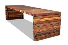 www.vanjoost.com/ TABLE 'BALKEN' MATERIAL: HARDWOOD DIMENSION: 250 X 72 X 76 CM (L X B X H) DESIGN: JOOST VAN VELDHUIZEN PRODUCTION: VANJOOST