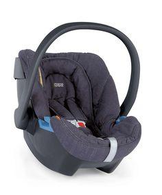 Aton Car Seat - Blue Denim - Aton - Mamas & Papas