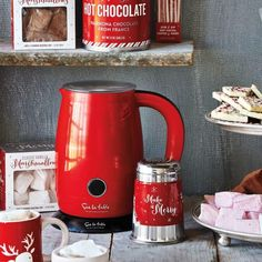 Automatic Milk Frother and Hot Chocolate Maker