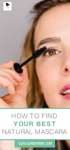 Top Green Beauty Mascara Picks Lieblings-Mascara, Bio-Mascara, Beauty-Tipps, Make-up-Tipps, be Natural Makeup Tips, Organic Makeup, Organic Beauty, Natural Beauty, Natural Skin, Daily Beauty Tips, Beauty Hacks, Beste Mascara, Cleopatra Beauty Secrets