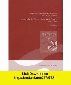 statistics for the behavioral sciences 10th edition solution manual