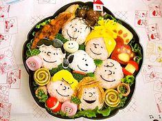 namimo's dish photo I LOVE PEANUTS弁当