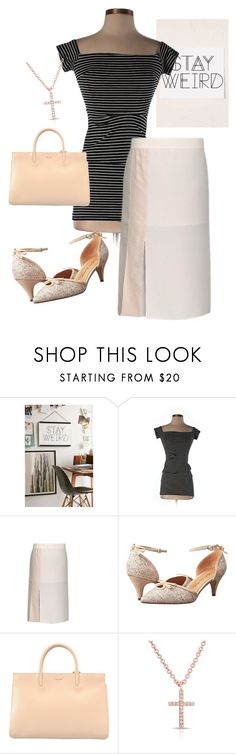 """""""pumps"""" by masayuki4499 ❤ liked on Polyvore featuring Urban Outfitters, Tobi, Nina Ricci, Nina, Yves Saint Laurent and Anne Sisteron"""