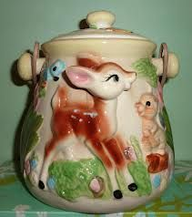 pictures of vintage cookie jars - Google Search