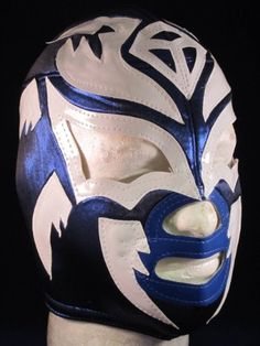 SOMBRA Adult Lucha Libre Wrestling Mask (pro-fit) « Ever Lasting Game