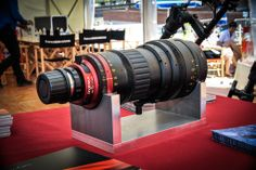 The New Optimo Style 25-250 by Angénieux