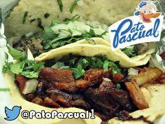 Taquitos con Pato Pascual