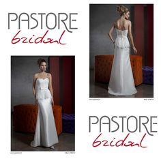 Pastore Bridal Collection 2015 Bridal - Wedding Dress Collection 2015 #collection2015 #collezione2015 #weddingdress #bridaldress #wedding #bridal #abitidasposa #matrimonio #glamour #luxury #pastorepress #etabetapr www.pastore.itt