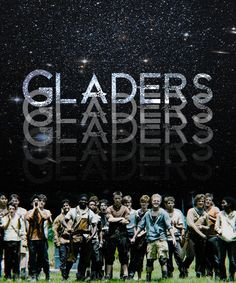 Gladers // The Maze Runner // James Dasner
