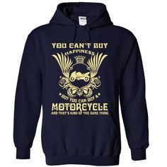 View images & photos of You cant buy happiness but you can buy a motorcycle - Limited Edition t-shirts & hoodies