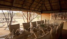 Khulu Lodge - Hwange National Park - Zimbabwe - Africa