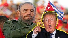 """Donald Trump: """"Fidel Castro is dead !"""""""