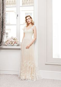 TO-727 - The One 2018 - Wedding dresses - Agnes - lace wedding dresses, Plus Size Bridal Gowns Lace Wedding, Our Wedding, Most Beautiful Wedding Dresses, Bridal Salon, Wedding Accessories, Bridal Gowns, Plus Size, Model, Collection
