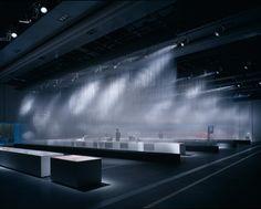 Aoki Jun, Fiber exhibition, 2004