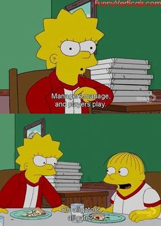 "When he asked this totally valid question. | 19 Times Ralph Wiggum Was The Funniest Part Of ""The Simpsons"""