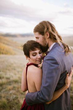 Fall Elopement in Colorado