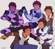 Screenshot redraws ft. Lance boi