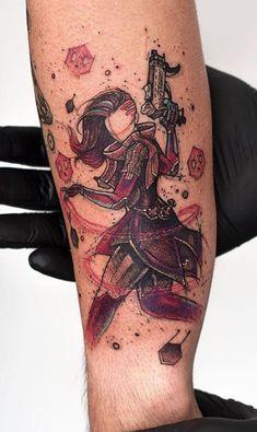 Sombra Tattoo