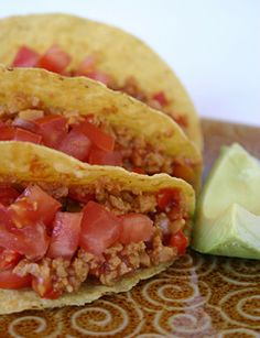 Fool Your Friends Tacos from Quick and Easy Vegan Comfort Food by Alicia C. Simpson