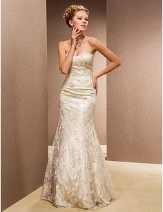 Beautiful Mermaid Wedding Dresses | Gossip or Die