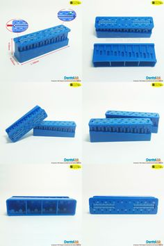[Visit to Buy] Dental Equipment Mini Endo Measuring  Autoclavable Endodontic Block Files Dentist Instrument Ruler Products #Advertisement