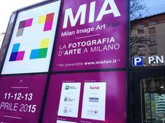 Wallpepper sponsor tecnico di #miafair Milano #design #wallpepper #photography