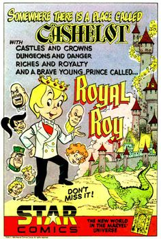 1984 Star Comics Royal Roy House Ad Star Comics, Young Prince, Yahoo Images, Brave, Image Search, Ads, House, Home, Homes