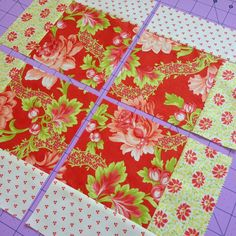 Stairway to Heaven QuiltTutorial on the Moda Bake Shop. http://www.modabakeshop.com- easy and quick!